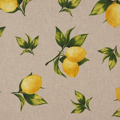 Material Canvas - Lemons