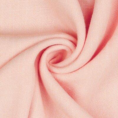 Material din amestec de vascoza si in - Light Rose