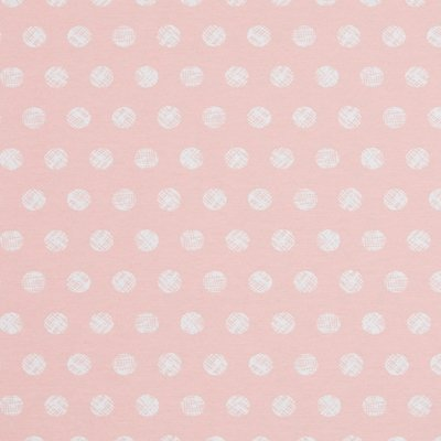 Material Home Decor - Dots Blush