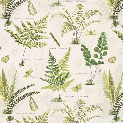 Material Home Decor - Herbarium