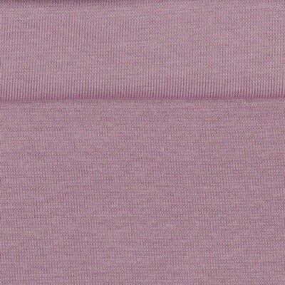 Material tubular Rib / patent mansete Organic - Lavender