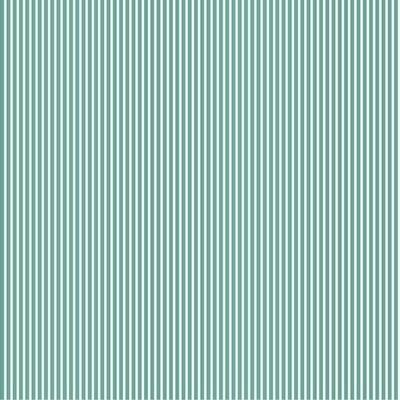 Poplin imprimat - Petit Stripe Old Green