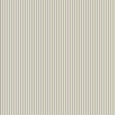 Poplin imprimat - Petit Stripe Sand