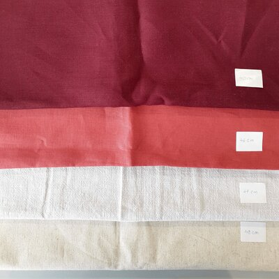 Scraps Set - Linen - 1.8 m
