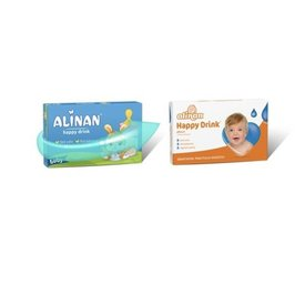 Alinan Happy Drink 12 plicuri