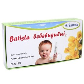 Aspirator nazal Batista bebelusului
