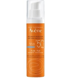 Avene SPF50 Fluid Fara Parfum Ten Normal Mixt  50ml