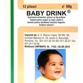 Baby Drink  12 plicuri