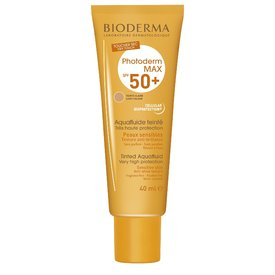 Bioderma Photoderm Max Aquafluide Claire Spf 50+ 40ml