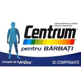 CENTRUM pentru Bărbaţi 30 comprimate