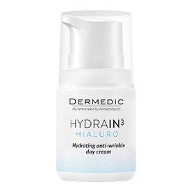 Dermedic Hydrain Hialuro crema zi antirid 55g