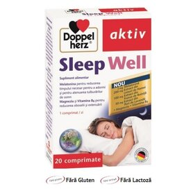 Doppelherz Aktiv Sleep Well 20 comprimate