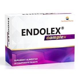 Endolex Complex 30 comprimate