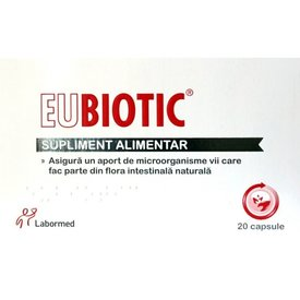 EUBIOTIC 20 capsule