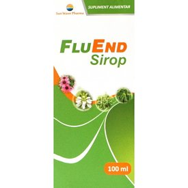 FluEnd sirop 100 ml