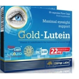 Gold Lutein 30 capsule