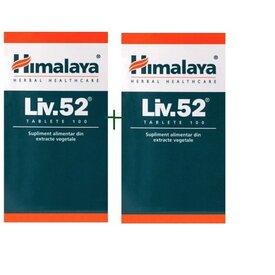 LIV.52 100 tablete +100 tablete cadou