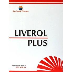Liverol Plus, 60 capsule