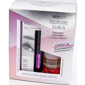 Mascara Med XL-Volume 6  ml + Demachiant de ochi 50 ml