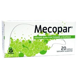 MECOPAR, 20 capsule