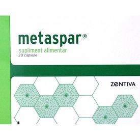 Metaspar, 20 capsule