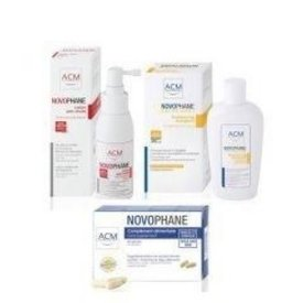 Novophane 60capsule+sampon 200ml+lotiune 100ml
