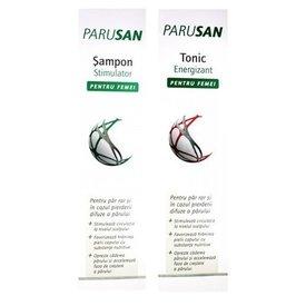 Parusan Sampon Femei 200ml + Tonic 200ml