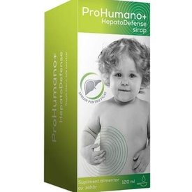 Prohumano+ Hepato defense sirop 120ml