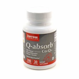 Q-absorb (Co-Q10 -100mg), 30 capsule gelatinoase moi