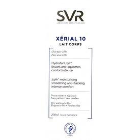 SVR Xerial 10 Lapte de corp 200 ml