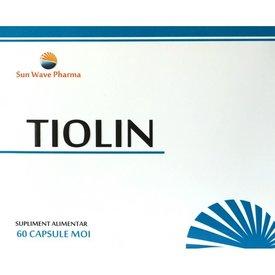 Tiolin, 60 capsule