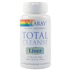 Total Cleanse Liver, 60 capsule vegetale