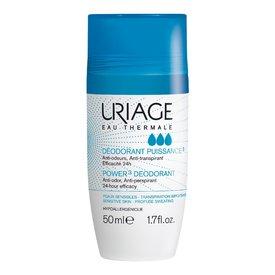 Uriage Deodorant Roll-on Anti-perspirant 24 h 50ml