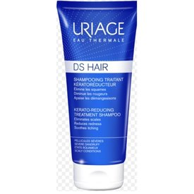 Uriage DS HAIR sampon tratament kerato-reductor 150ml