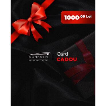 Card Cadou Garkony 1000