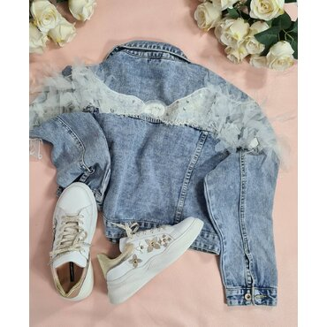 Geaca de dama jeans Angel