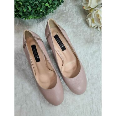 Pantofi de dama bej l130