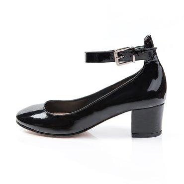 Pantofi de dama lac negru Vanda