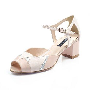 Pantofi nud de dama Lui