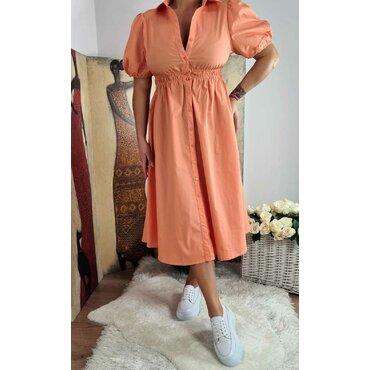 Rochie somon Orange
