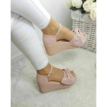 Sandale de dama roz Masha