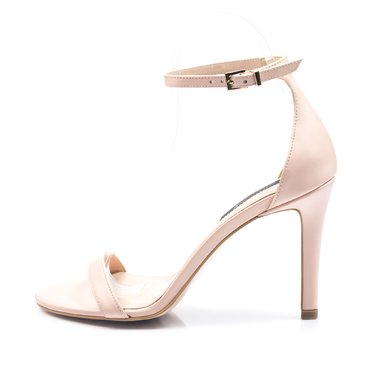 Sandale de ocazie piele roz pudra Scarlet