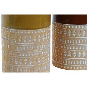 Batice Vaza, Ceramica, Rosu