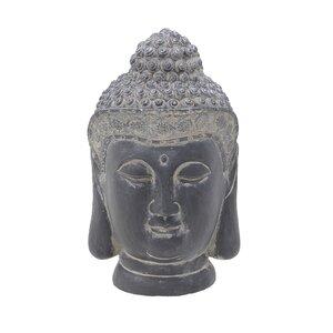 Buden Statueta mic, Polirasina, Gri