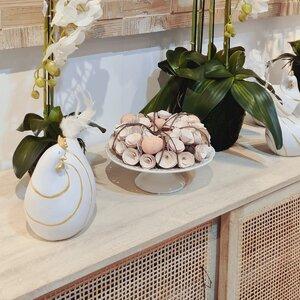 Carry Ghirlanda flori mica, Plastic, Multicolor
