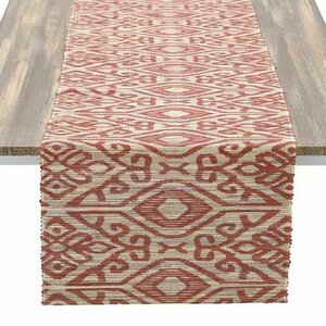Cary Traversa Masa, Textil, Rosu