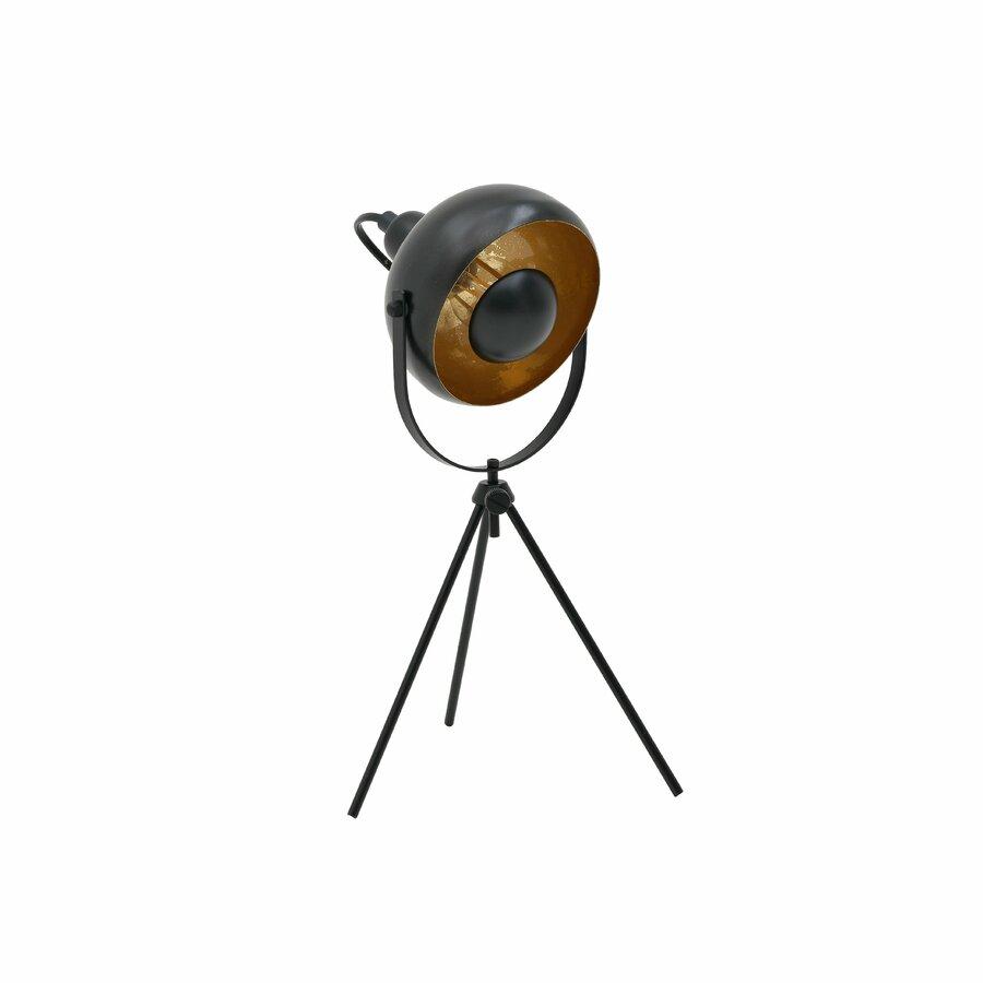 Chad Lampa Metal Negru - 21388