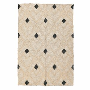 Diamond Covor, Textil, Bej