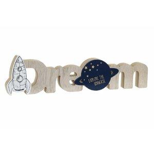 Dream Decoratiune perete, MDF, Bej