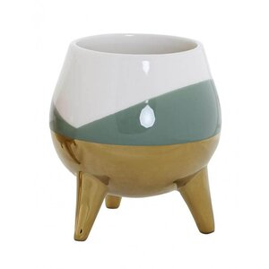 Eldin Suport ghiveci, Ceramica, Verde